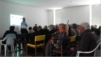 Ação de Informação e Sensibilização sobre Burlas a Idosos em Alpendorada.
