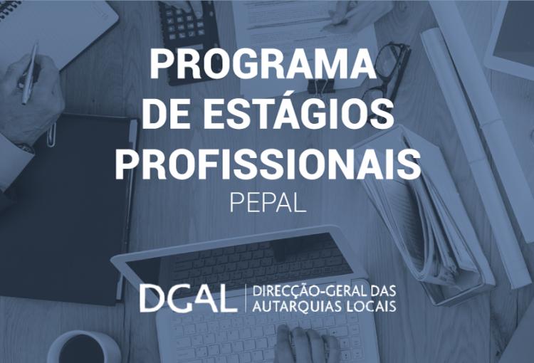 Programa de Estágios Profissionais PEPAL