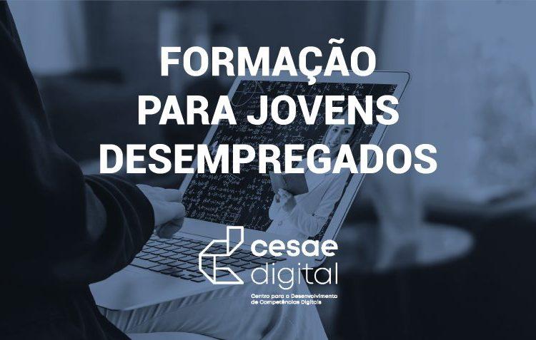 Formação financiada para jovens desempregados – FERRAMENTAS DE PRODUTIVIDADE E COLABORAÇÃO