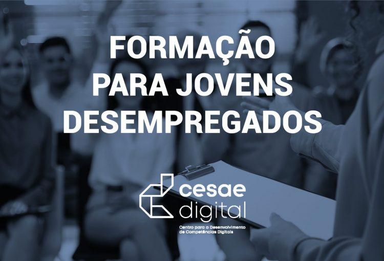 Formação financiada para jovens desempregados – COMÉRCIO DIGITAL