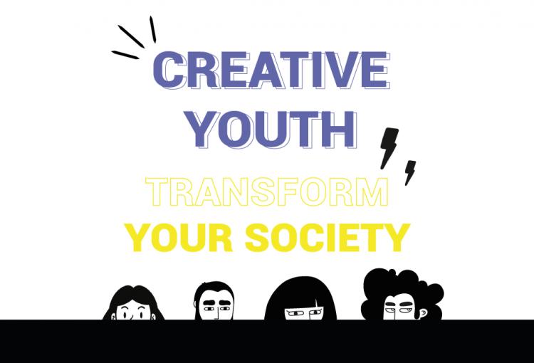 """Workshop sobre Empreendedorismo e Criatividade """"Creative Youth"""""""