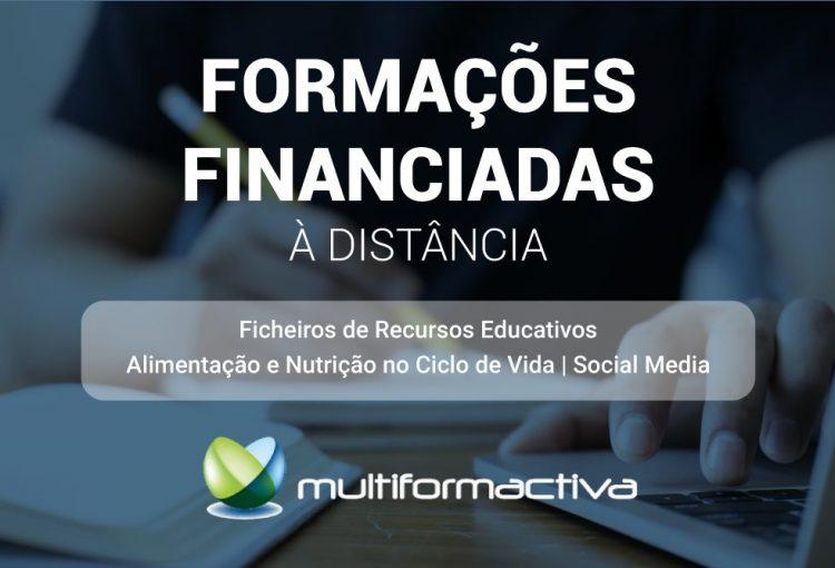 Formações (À Distância) Financiadas – Multiformactiva