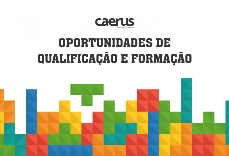 Novos Cursos EFA – Educação e Formação Adultos aprovados para o Marco de Canaveses, na Multiformactiva com o apoio do Caerus CLDS4G