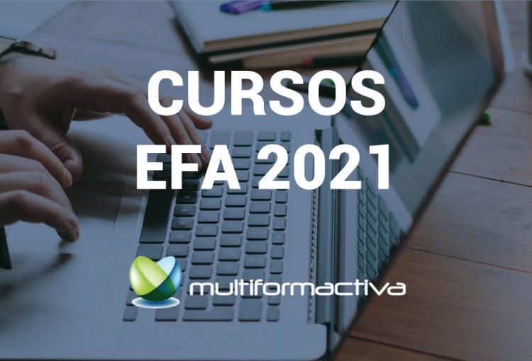 Cursos EFA Multiformactiva