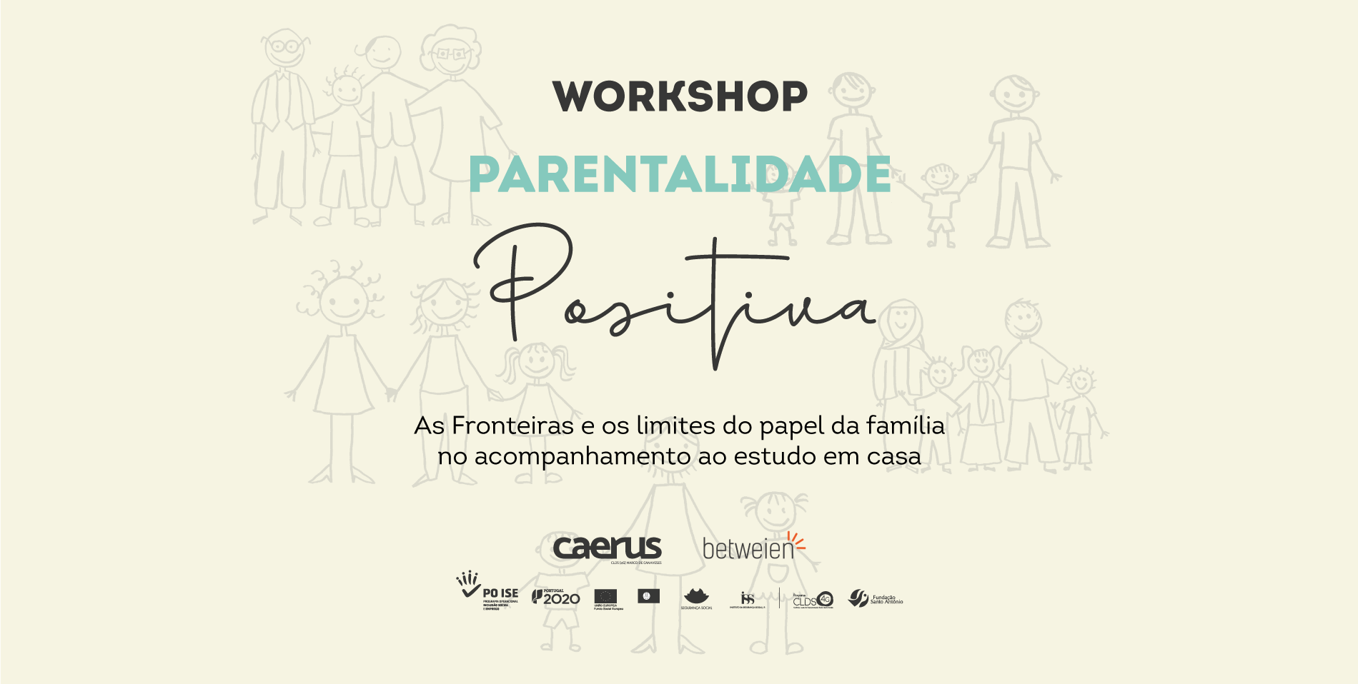 """Workshop online """"As fronteiras e os limites do papel da família no acompanhamento ao estudo em casa"""""""